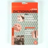 Dictionnaire textiles