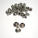 Rivets 7-9 mm nickel
