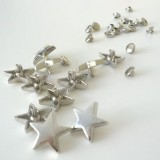 Rivets étoile métal