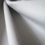 Tissu toile canevas gris perle