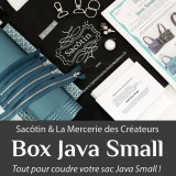 Box couture Java Small