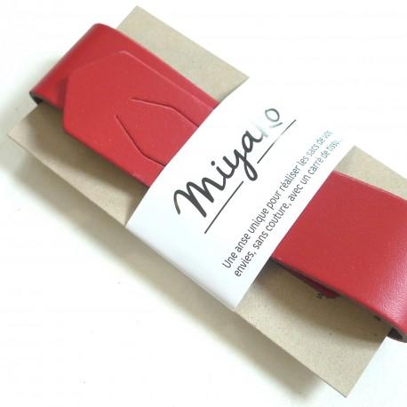 anse miyako rouge customisation textile. Black Bedroom Furniture Sets. Home Design Ideas