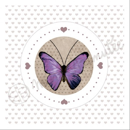 Coupon Butterfly prune