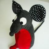 Patron et tutoriel couture ALFRED la souris