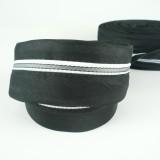 Housse ceinture homme noir