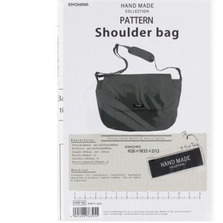 Patron shoulder bag Kiyohara