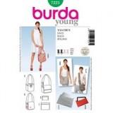 Patron sac Burda 7223