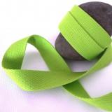 Sangle coton coloris chocolat