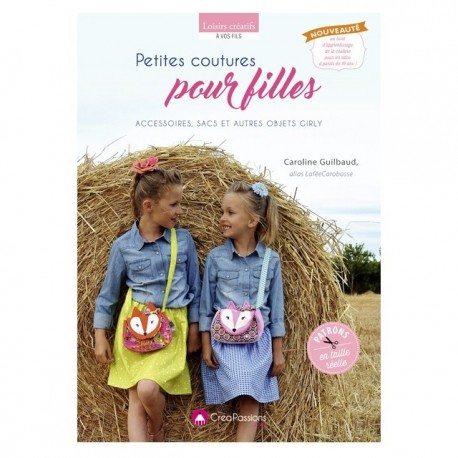 Livre Petites couture pour filles